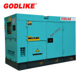 Diesel van de Verkoop 50Hz 40kw/50kVA van de fabriek Directe Stille Generator (4BTA3.9-G2) (GDC50*S)