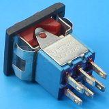 Commerci all'ingrosso su-su 6PDT Rocker Toggle Switch (RLS-202-E5)