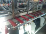 Carton ondulé automatique Carrier Folder Gluer and Packing Machine