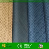 Diamante Type Polyester Embossed Fabric para Business Suit de Men