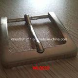 Square semplice Belt Buckle per Leather