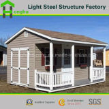 Casa móvil del chalet prefabricado de la casa del bajo costo para la venta