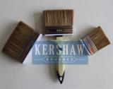 Brosse à peinture (brosse à plafond et brosse à blocs avec poils mélangés ST-002)