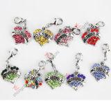 De kleurrijke Charmes van de Armband van de Bloem (SPE)