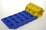 Da indústria lisa da placa da marca da cor da série de Har Qnb correia modular plástica