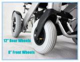 Sillón de ruedas eléctrico plegable minúsculo 4L