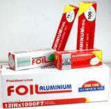 Roulis papier d'aluminium d'aluminium de ménage/pour la nourriture