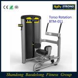 Equipo rotatorio fuerte de /Strength del equipo de la aptitud del torso Btm-011/de la carrocería