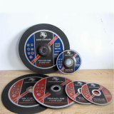 Les roues abrasives de découpage, disques de découpage, ont découpé la roue pour l'acier inoxydable/métal/acier