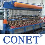 熱いSale Automatic Construction Mesh Panel Welding Machine (ラインワイヤーおよびクロスワイヤー5-12mmとのHWJ2500)