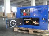 generador doble del diesel del cilindro 10kVA