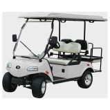тележка гольфа электрического общего назначения мест 3kw 4 для белизны сбывания