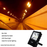 Украшение RGB IP65 делает заливающее освещение водостотьким 30W 50W СИД