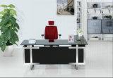 0Nисполнительный стеклянный стол офиса офисной мебели