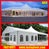 tent en de Voering van de Markttent van het Huwelijk van 12X10m de Hoge Piek Gemengde binnen