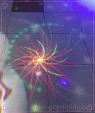 Супер шарик DJ вселенного СИД светлый волшебный бьет освещение партии