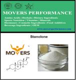 CASのNOとの高品質のボディービルの補足Stanolone: 521-18-6