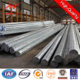 25FT 30FT Nea Philippinen Galvanized Steel Electric Pole