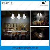 1W 2W Bulbs를 가진 4W 8W Solar Home Lighting System