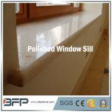 Davanzale di marmo beige popolare della finestra per la Camera Windon/decorazione