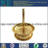 Acessórios de bronze fazendo à máquina do CNC da elevada precisão do ODM