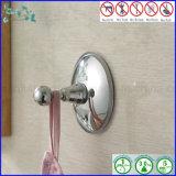 浴室のAccessroiesクロム染料で染められるの壁に取り付けられたローブのハンガーめっきされる
