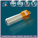 2.2kw ISO automática 20 (GDL80-20-24Z/2.2) del motor del eje de rotación del cambio de la herramienta