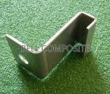 Clips Grating de la fibra de vidrio, guarniciones de FRP/GRP