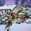 2017台の最も熱いクリスマスのレーザー光線の販売の休日の木RGBのレーザー光線の屋外の庭プロジェクター
