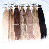 Extensão do cabelo humano de 100% eu derrubo o cabelo (FDX-YY-KBL)
