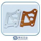 Geanodiseerde Delen van het Aluminium, CNC Delen van het Malen, CNC van de Precisie het Machinaal bewerken