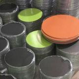 焦げ付き防止、カラーはアルミニウム円3003及び8011に塗った