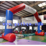 PVC Breath Inflatable ArchesかRed Inflatable Arch