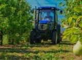 Lovol 50HP 3 세 농장 트랙터