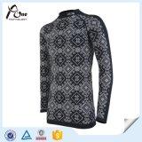 Sous-vêtements thermiques sans joint de forme physique faite sur commande chaude de vente réglés pour le Mens