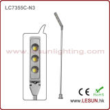 Qualität 3W Slim LED Jewelry Pole Light für Showcase LC7355c-N-3
