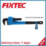"""La mano professionale di Fixtec lavora """" chiave di tubo del acciaio al carbonio 8"""