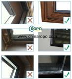 Finestra di scivolamento di alluminio di alta qualità con lo schermo