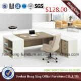 Meubles du bureau $68 modernes L Tableau de bureau de directeur informatique de forme (HX-RY0039)
