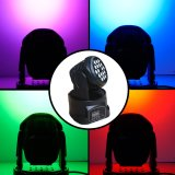 Mini 18X1w baby LED Wash Moving Head Light voor fase