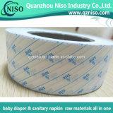 Papier superbe de desserrage de silicones pour les matières premières d'hygiène avec le GV