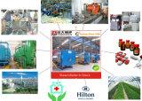Wns Series Gas Oil LPG LNG Fired Steam Boiler, Fire Tube Boiler