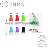 Le crayon lecteur multifonctionnel en plastique Jm-6026 de Promotiom de stand de portable