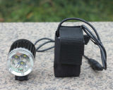 30W Bicycle Light com 4000 Lumens