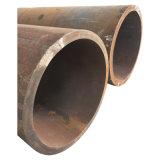 Tubo soldado de acero al carbono LSAW con pared gruesa