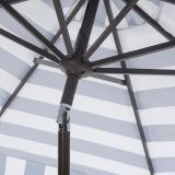 9FT. 屋外のテラスの傘(W/Crank)