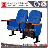 Складывая Seating Hall аудитории стула театра с регулируемой рукояткой (NS-WH281)