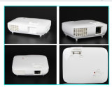 3LED+3LCD Low Noise Mini Home Theater 1080P LED Projector