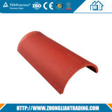 Azulejo de azotea plástico de cerámica doblado del material de construcción del azulejo de azotea