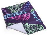 De absorberende Handdoek van de Mat van de Yoga Microfiber, de AntislipHanddoek van het Strand